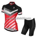 2017 Team Nalini Womens Lady Riding Kit Black Grey Red