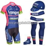 2014 Tam Lampre MERIDA Riding Set 6 Pieces