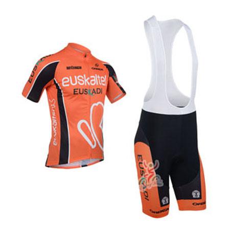4ff4e766f 2013 Team EUSKALTEL Pro Riding Clothing Cycle Jersey and Bib Shorts ...