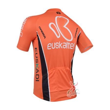 aed51acd5 2013 EUSKALTEL Cycling Short Jersey · 2013 EUSKALTEL Riding Jersey