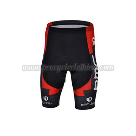 2013 Team BMC Cycling Apparel Bicycle Shorts Black Red ... bed35e81d