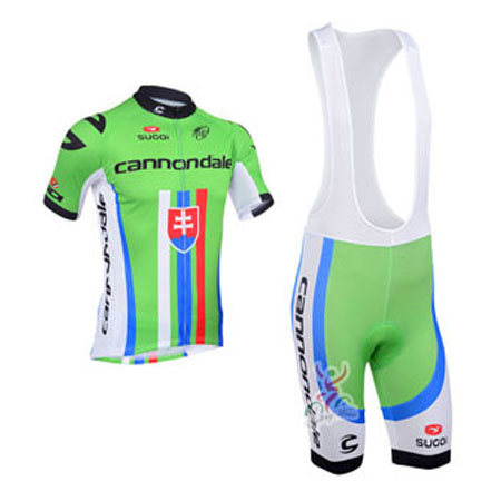 196c600bf 2013 Team Cannondale SUGOi Pro Bike Clothing Cycle Jersey and Bib ...