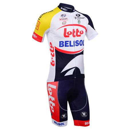 lotto belisol team kit