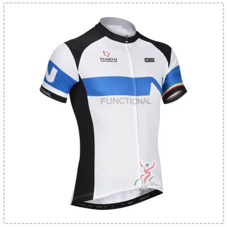 27f562a25 2014 Team NALINI Riding Clothing Bike Jersey White