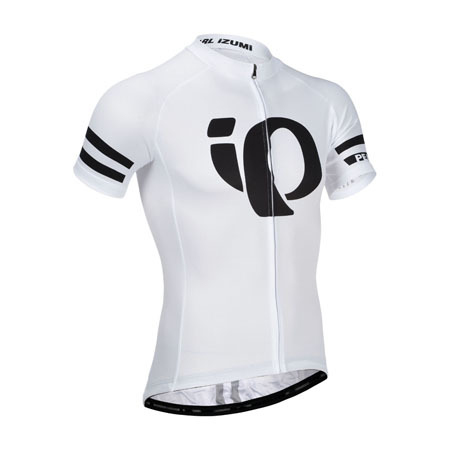 2094ad53b 2014 Team Pearl Izumi Riding Clothing Bike Jersey White ...