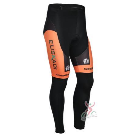 f2c175002 2013 Team Euskaltel EUSKADI Pro Winter Cycle Clothing Thermal Fleece ...