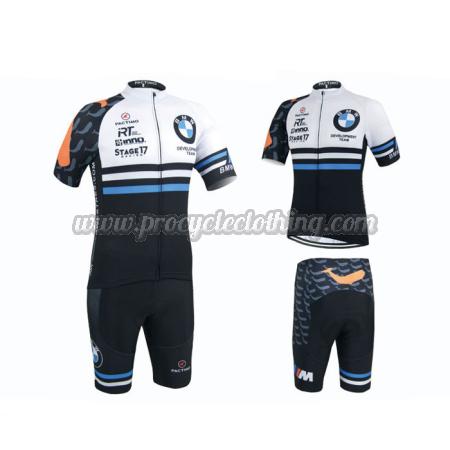 2015 BMW Development Team Pro Riding Apparel Cycle Jersey and Shorts ... 34a3e9e7b