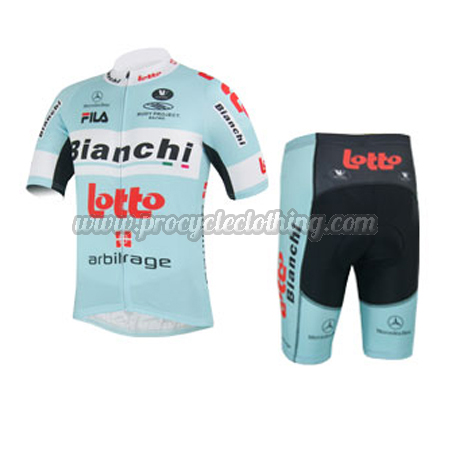 8b96f5cb1 2013 Team Bianchi LOTTO Pro Biking Clothing Summer Winter Cycle ...