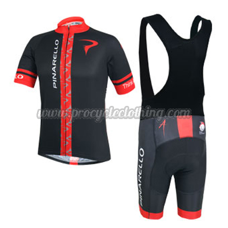 2014 Team PINARELLO Cycling Bib Kit Black Red · 2014 Team PINARELLO Riding Bib  Kit Black Red a76fe8ef9