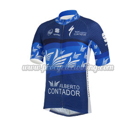 2d1dd76fc 2013 Team CONTADOR Pro Riding Apparel Summer Winter Cycle Shirt ...