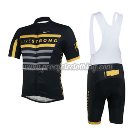 48d1a7a5a 2013 Team LIVESTRONG Pro Riding Apparel Summer Winter Bicycle Jersey ...