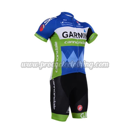 2015 Team GARMIN cannondale Pro Bike Clothing Set Cycle Jersey and ... 4202170a5
