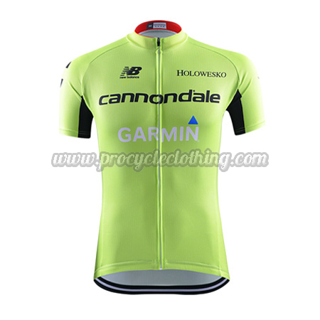 13cfe61af 2015 Team GARMIN cannondale Pro Bicycle Apparel Riding Jersey Green ...