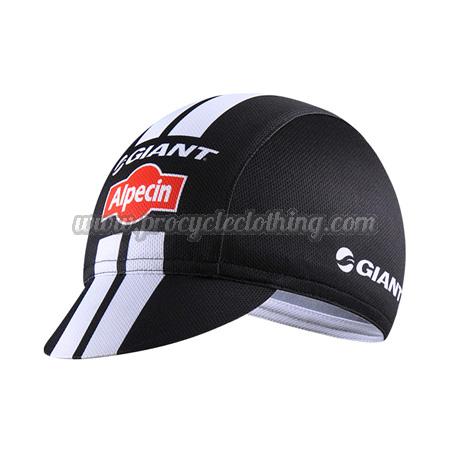 0e2d639c6eb 2015 Team GARMIN Alpecin Pro Riding Gear Cycle Cap Hat Black ...