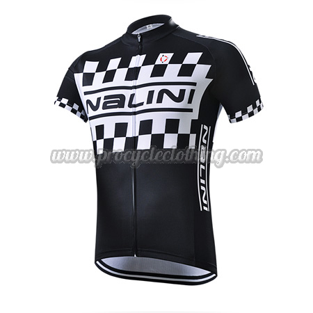 2015 Team NALINI Pro Bicycle Apparel Riding Jersey Black ... 432fc1b1b