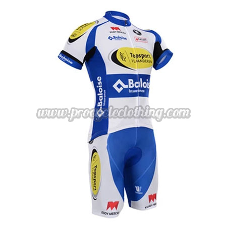 2015 Team Topsport Pro Bike Clothing Set Cycle Jersey and Shorts ... 18ee5bc22