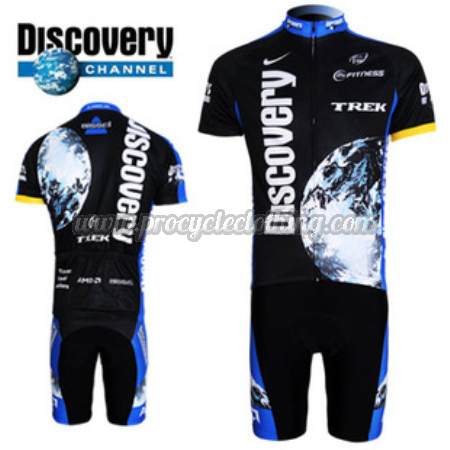 2007 Team Discovery Pro Bike Clothing Set Cycle Jersey and Shorts ... 54951a381