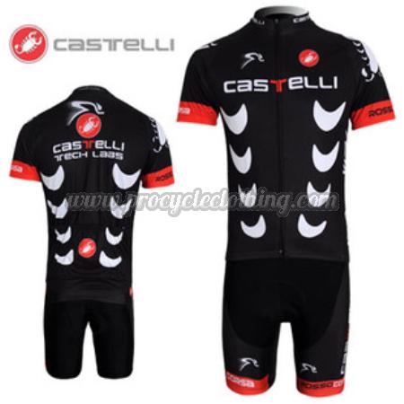 8cc9467bfc569 2011 Team Castelli Pro Bike Clothing Set Cycle Jersey and Shorts ...