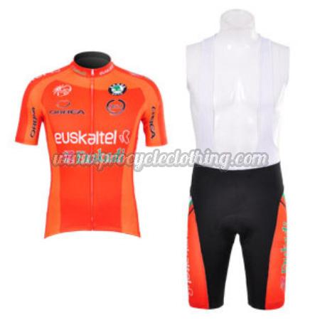 2012 Team Euskaltel EUSKADI Pro Bike Wear Cycle Jersey and Bib ... 8691781c9