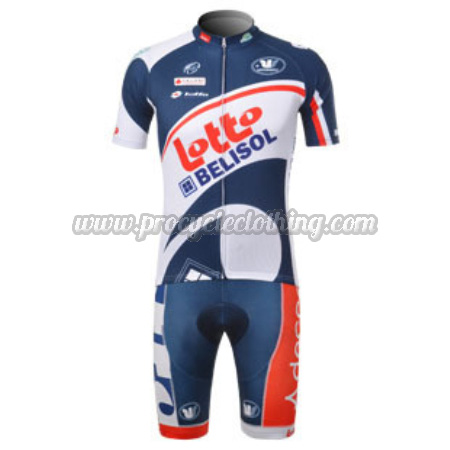 Lotto Belisol Cycling Team 2012