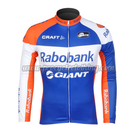 2012 Team Rabobank Pro Winter Riding Outfit Thermal Fleece Cycle ... 8acbba990