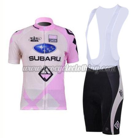 2011 Team SUBARU Women Pro Bike Wear Cycle Jersey and Bib Shorts ... 79cb8f4ea