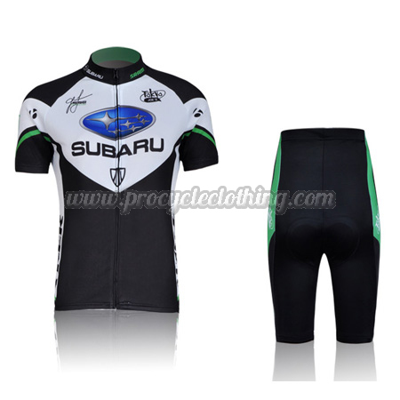 2011 Team SUBARU Women s Pro Bike Clothing Set Cycle Jersey and ... 4f766e3c4