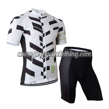 51aea9275 2015 Team Rapha Pro Bike Clothing Set Cycle Jersey and Shorts White ...