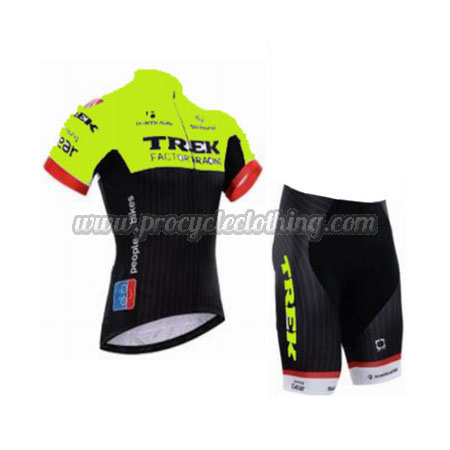 56e61504d9e 2015 Team TREK FACTORY RACING Pro Bike Clothing Set Cycle Jersey and ...