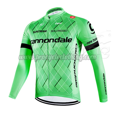 2016 Team Cannondale Pro Riding Clothing Cycle Long Jersey Maillot ... 358bb5aa9