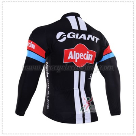 71fda7a2d 2016 Team GIANT Alpecin Pro Riding Clothing Cycle Long Jersey Jacket ...