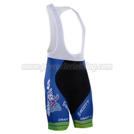 2016 Team ORICA GreenEDGE Pro Cycle Clothing Riding Bib Shorts Blue ... 579946a40