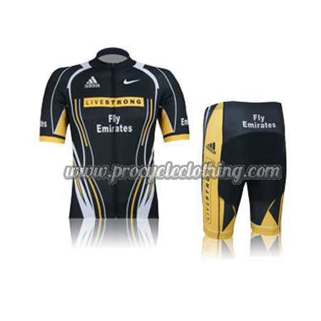 2012 Team LIVESTRONG Fly Emirates Biking Clothing Summer Winter ... 5f5e9b5d0