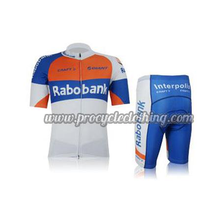 2012 Team Rabobank Pro Riding Wear Summer Winter Biking Jersey and ... 835afb58c