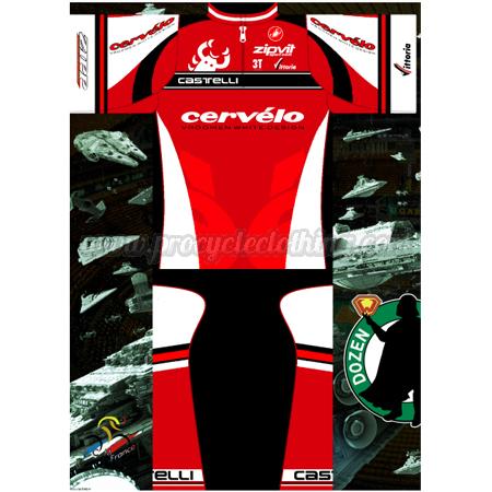 2016 Team Cervelo Castelli Riding Apparel Summer Winter Biking ... 584541121