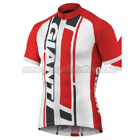 bea88e032 2016 Team GIANT Cycle Apparel Summer Winter Riding Shirt Jersey Red ...