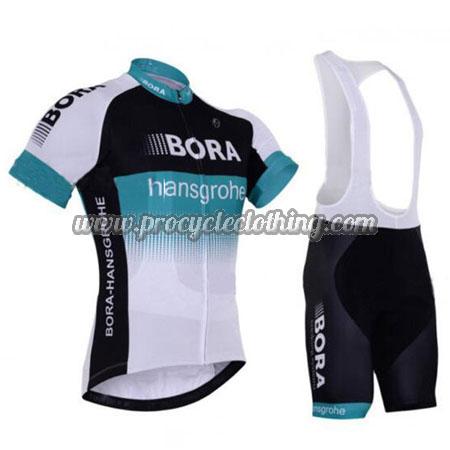 2017 Team BORA hansgrohe Riding Wear Cycle Jersey and Padded Bib ... 0fdb1f73d