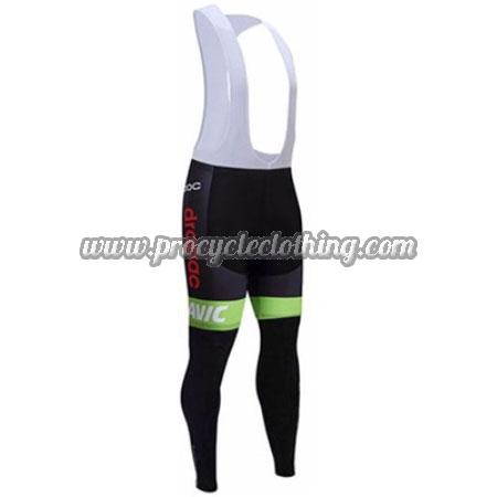 9e6e4ee86 2017 Team Cannondale drapac Pro Cycle Clothes Riding Long Bib Pants ...