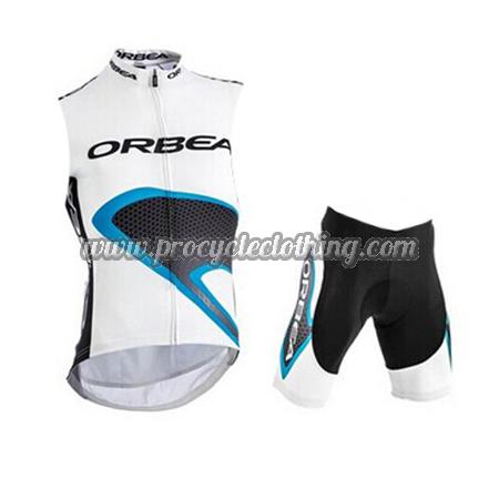 2015 Team ORBEA Pro Biking Apparel Set Riding Sleeveless Vest and ... 0ddf3a85c