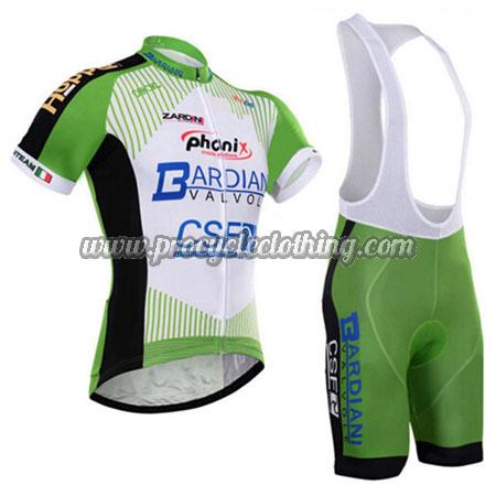 2017 Team BARDIANI CSF Pro Bike Wear Cycle Jersey and Bib Shorts ... 614edac25