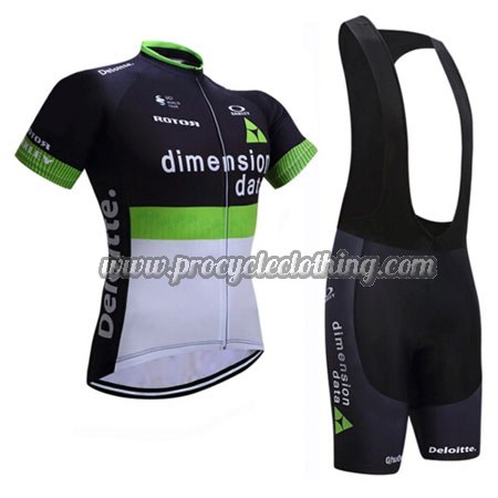 2017 Team Dimension data Pro Riding Wear Cycle Jersey and Bib Shorts ... e72916118