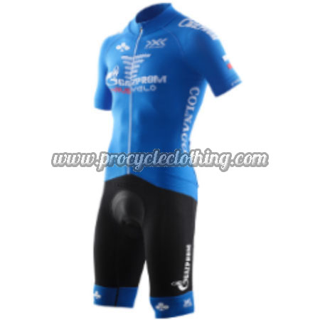 2017 Team GAZPROM COLNAGO Biking Clothing Summer Winter Cycle Jersey ... bedb93e25