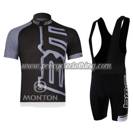 360ef36a1 2011 Team BMC Pro Riding Wear Set Cycle Jersey and Bib Shorts Black ...