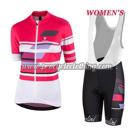 2017 Team Nalini Womens Pro Riding Clothing Cycle Jersey and Bib ... 901425170