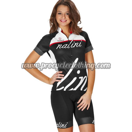 fef7fe7a7 2017 Team Nalini Womens Pro Bike Clothing Set Cycle Jersey and ...