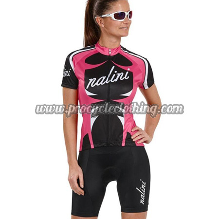 2017 Team Nalini Womens Pro Bike Clothing Set Cycle Jersey and ... 8a84a9dcc