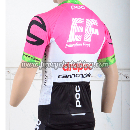 bf4de3b0b 2018 Team EF Drapac cannondale Biking Outfit Riding Jersey Maillot ...