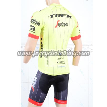 2018 Team TREK Segafredo Cycling Kit Yellow · 2018 Team TREK Segafredo  Riding Kit Yellow ... 55731b358