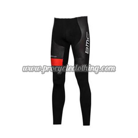 c3a671ed1 2018 Team BMC Biking Clothing Cycle Long Pants Tights Black Red ...
