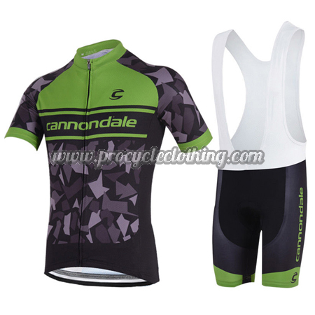 58bb16483 2018 Team Cannondale Biking Apparel Cycle Jersey and Padded Bib ...